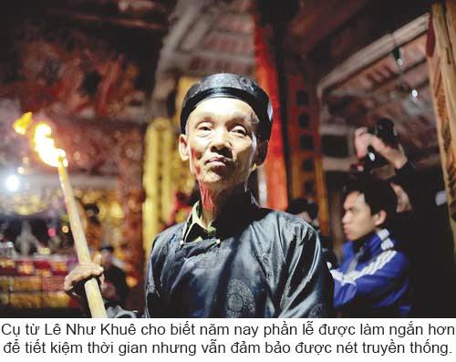 Lễ hội xin lửa đầu năm ảnh 2