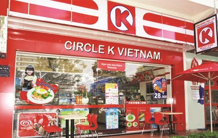 Mỗi tháng Circle K mở 2 cửa hàng bán lẻ ảnh 1