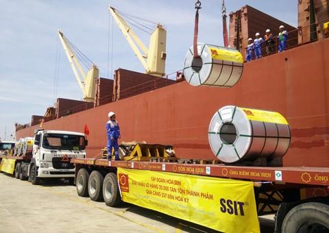 Hoa Sen xuất khẩu lô hàng 20.000 tấn đến Hoa Kỳ ảnh 1