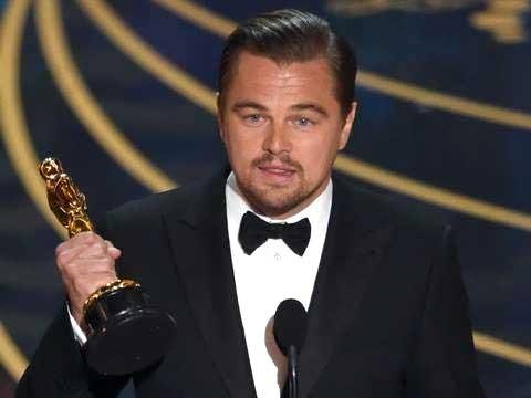 Leonardo DiCaprio lần đầu giành giải Oscar ảnh 1