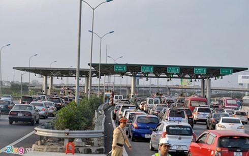 Đề xuất bỏ trạm thu phí cao tốc Cầu Giẽ-Ninh Bình ảnh 1