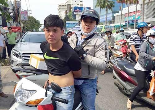 'Hiệp sĩ' Sài Gòn nhận 10 cuộc gọi báo cướp mỗi ngày ảnh 1