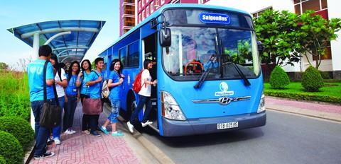 Saigonbus chào bán bất thành 14 triệu cổ phần ảnh 1