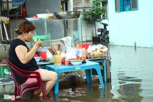 Đề xuất 1.200 tỷ mua xe chống ngập ở Sài Gòn ảnh 1