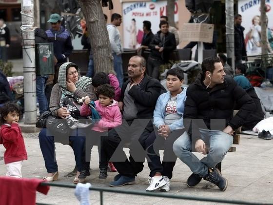 Hy Lạp cần giúp đỡ vượt qua khủng hoảng nợ ảnh 1
