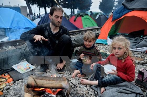Khủng hoảng di cư đẩy Hy Lạp vào kiệt quệ ảnh 1