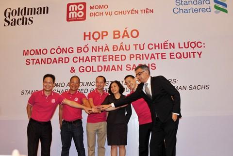 MoMo được 2 NĐT chiến lược đầu tư 28 triệu USD ảnh 1