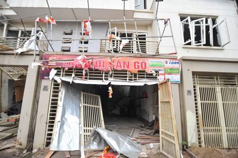 Hà Nội: Nguyên nhân ban đầu vụ nổ Văn Phú-Hà Đông ảnh 2