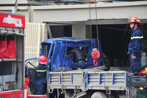 Hà Nội: Nguyên nhân ban đầu vụ nổ Văn Phú-Hà Đông ảnh 4