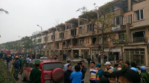 Hà Nội: Nguyên nhân ban đầu vụ nổ Văn Phú-Hà Đông ảnh 1