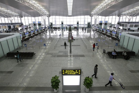 """Nội Bài nhận giải """"Sân bay cải thiện nhất thế giới"""" ảnh 1"""