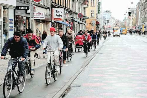 Những thành phố đáng sống (K2): Quốc gia hạnh phúc ảnh 1