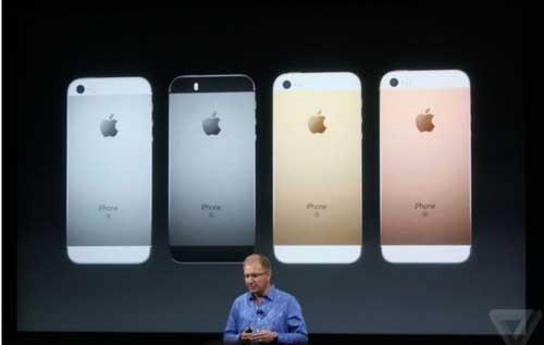 iPhone SE ra mắt: Vỏ iPhone 5s, ruột iPhone 6s ảnh 1