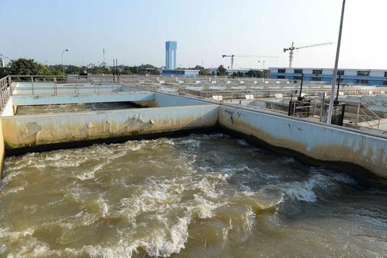 Mặn tấn công nguồn nước sinh hoạt Sài Gòn ảnh 1