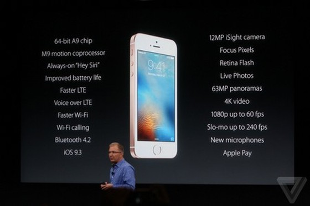 Háo hức chờ Apple ra mắt iPhone SE ảnh 1
