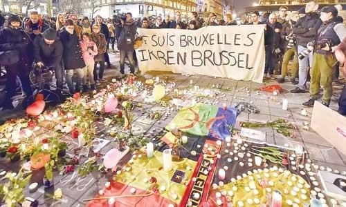 Khủng bố Brussels: Thuốc thử kinh tế châu Âu ảnh 1