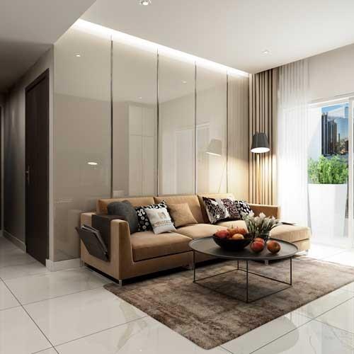 Sắp khai trương căn hộ mẫu Golden Mansion ảnh 3