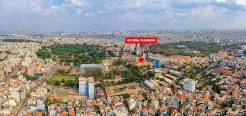 Sắp khai trương căn hộ mẫu Golden Mansion ảnh 1