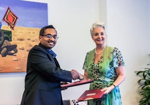 RMIT VN và Đại học hàng đầu Malyasia hợp tác ảnh 1