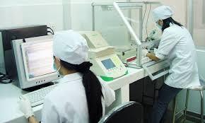 Giá dịch vụ y tế đẩy CPI tháng 3 tăng 0,57% ảnh 1