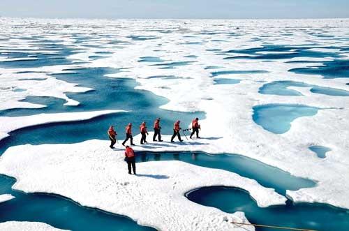 Kỳ 1:Sức tàn phá biến đổi khí hậu ảnh 1
