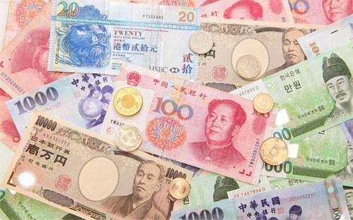 Các đồng tiền châu Á có tháng tăng mạnh ảnh 1