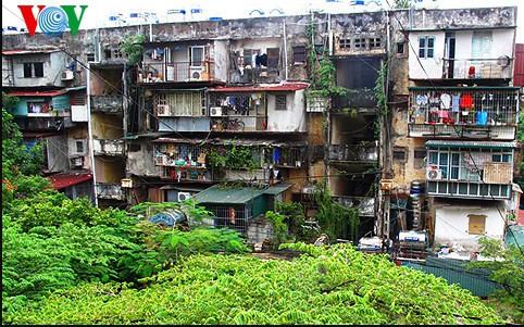 Xây cao tầng chung cư cũ: Cần nhưng chưa đủ ảnh 1