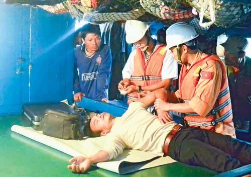 Biệt đội cứu ngư dân ảnh 4