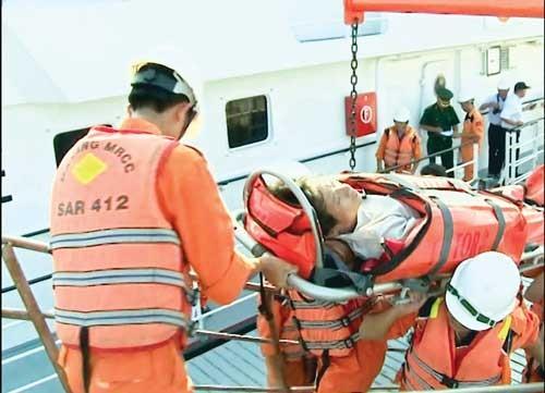 Biệt đội cứu ngư dân ảnh 8