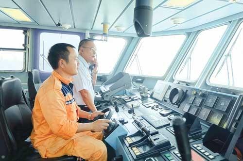 Biệt đội cứu ngư dân ảnh 6