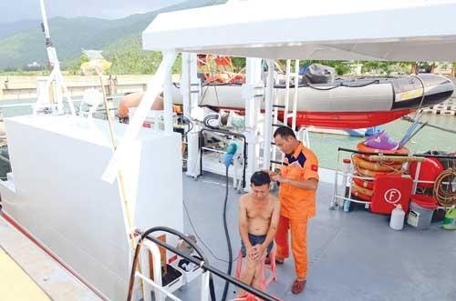 Biệt đội cứu ngư dân ảnh 2