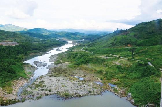Thủy điện ưu tiên cấp nước sinh hoạt cho người dân ảnh 1