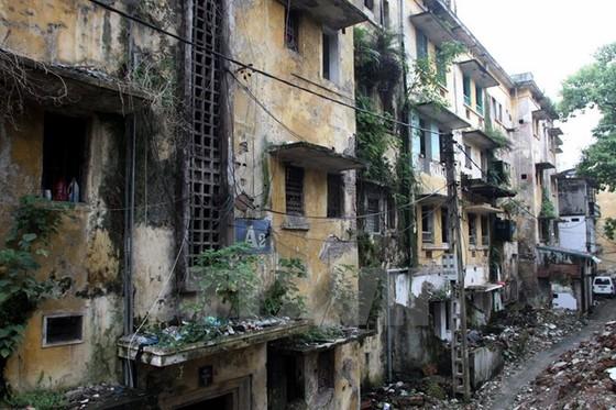 Cải tạo chung cư cũ: Mâu thuẫn quyền lợi ảnh 1