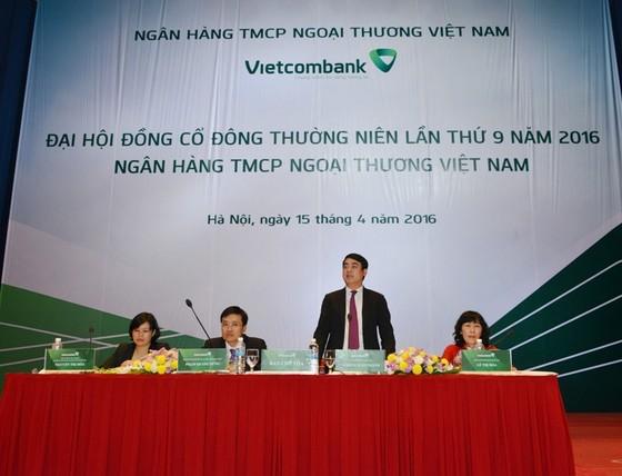 Vietcombank sẽ phát hành tăng vốn lên 40.000 tỷ đồng ảnh 1