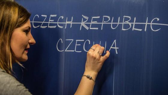 CH Czech sẽ đổi tên thành Czechia ảnh 1