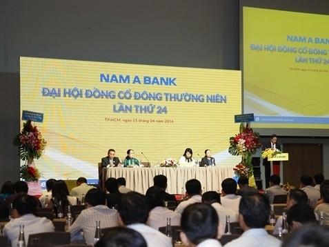 """Ông Nguyễn Quốc Toàn trở lại """"ghế nóng"""" NamAbank ảnh 1"""