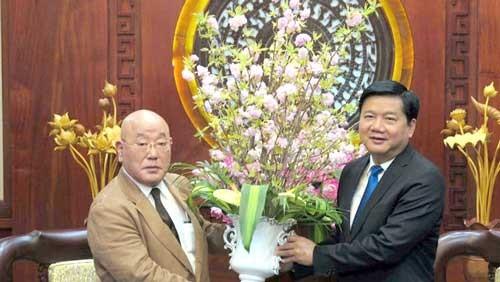 TPHCM đề nghị Nhật giúp trồng anh đào ảnh 1