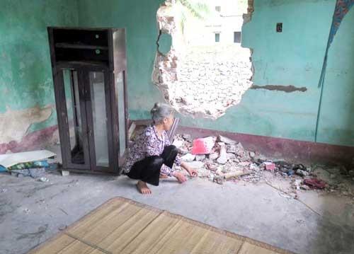 Hải Dương: Hàng loạt hộ dân bị phá nhà, cướp tài sản ảnh 1