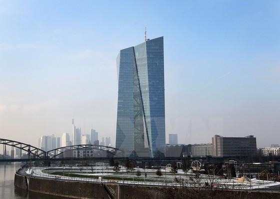 ECB vẫn giữ lãi suất cơ bản thấp kỷ lục ảnh 1