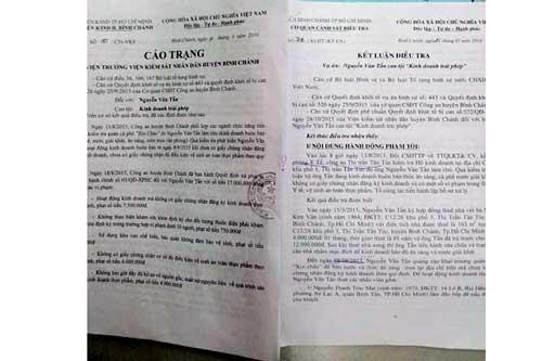 TAND huyện Bình Chánh trả hồ sơ vụ án quán Xin Chào ảnh 1