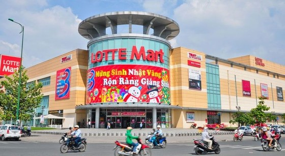 Lotte Mart khai trương trung tâm thương mại thứ 12 ảnh 1