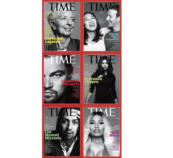 """Time công bố """"100 người ảnh hưởng nhất thế giới"""" 2016 ảnh 1"""