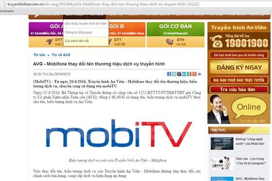 Truyền hình AVG đổi tên thương hiệu ảnh 1