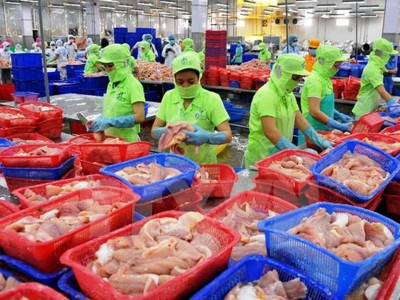 Xuất khẩu nông lâm thủy sản 4 tháng đạt 10 tỷ USD ảnh 1