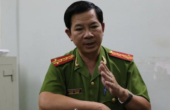 Đại tá Nguyễn Văn Quý mong chủ quán Xin Chào tha thứ ảnh 1