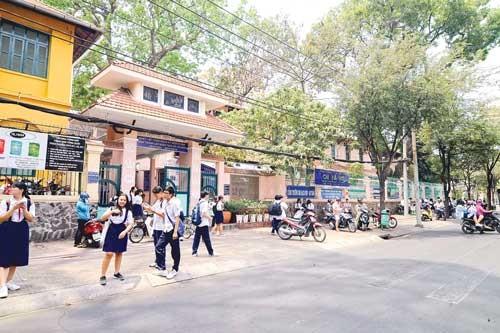 Nâng cấp ngôi trường cổ Lê Quý Đôn ảnh 1