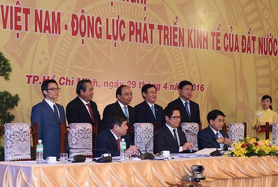 Hà Nội, TPHCM, VCCI ký cam kết tạo thuận lợi DN ảnh 1