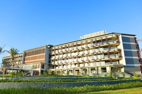 Bay Vietjet nhận ưu đãi tại Novotel Phú Quốc Resort ảnh 1