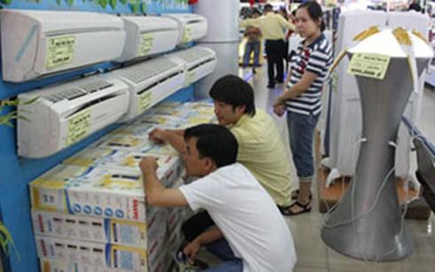 Thị trường TPHCM nóng hàng điện lạnh ảnh 1