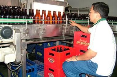 4 tháng, VN sản xuất trên 1 tỉ lít bia ảnh 1